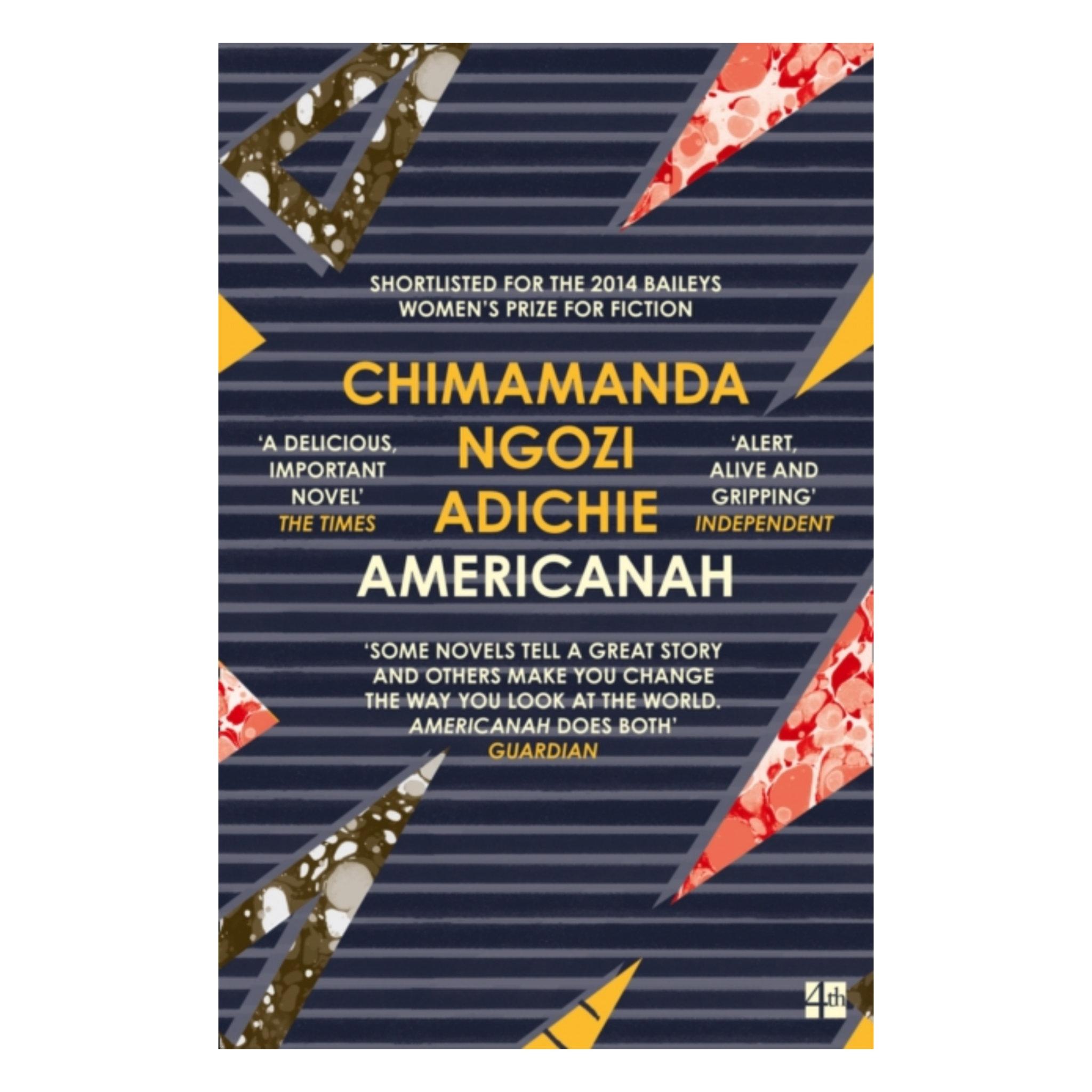 Americanah - Chimamanda Ngozi Adichie | moonlaneink